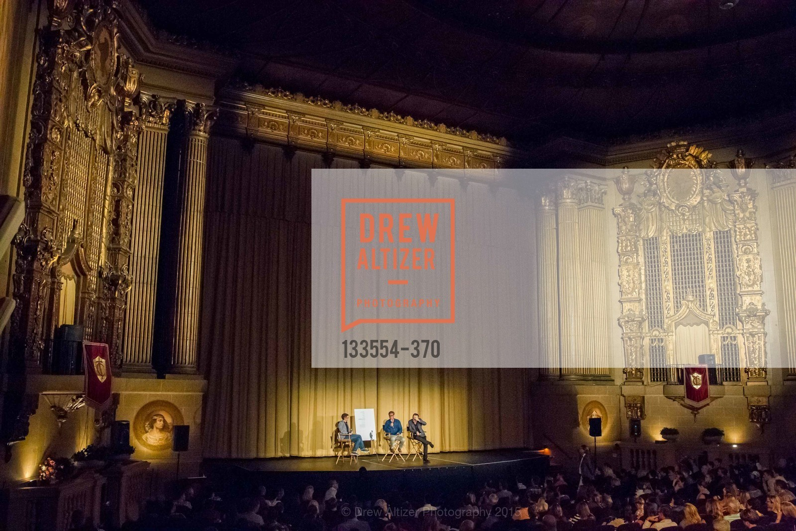 Inside The Castro Theater, SAN FRANCISCO SPECIAL SCREENING OF STEVE JOBS PRESENTED BY UNIVERSAL PICTURES, OCTOBER 9, 2015 AT THE CASTRO THEATRE, Castro Theater, October 9th, 2015,Drew Altizer, Drew Altizer Photography, full-service agency, private events, San Francisco photographer, photographer california