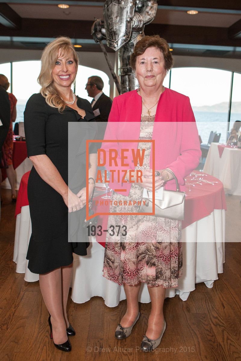Tracy Gonsalves, Maura Clother, Sovereign Order of Malta Presents: A Knight for Champions, 7th Annual Silver Chalice Awards Dinner, St. Francis Yacht Club. 99 Yacht Rd, October 13th, 2015,Drew Altizer, Drew Altizer Photography, full-service agency, private events, San Francisco photographer, photographer california