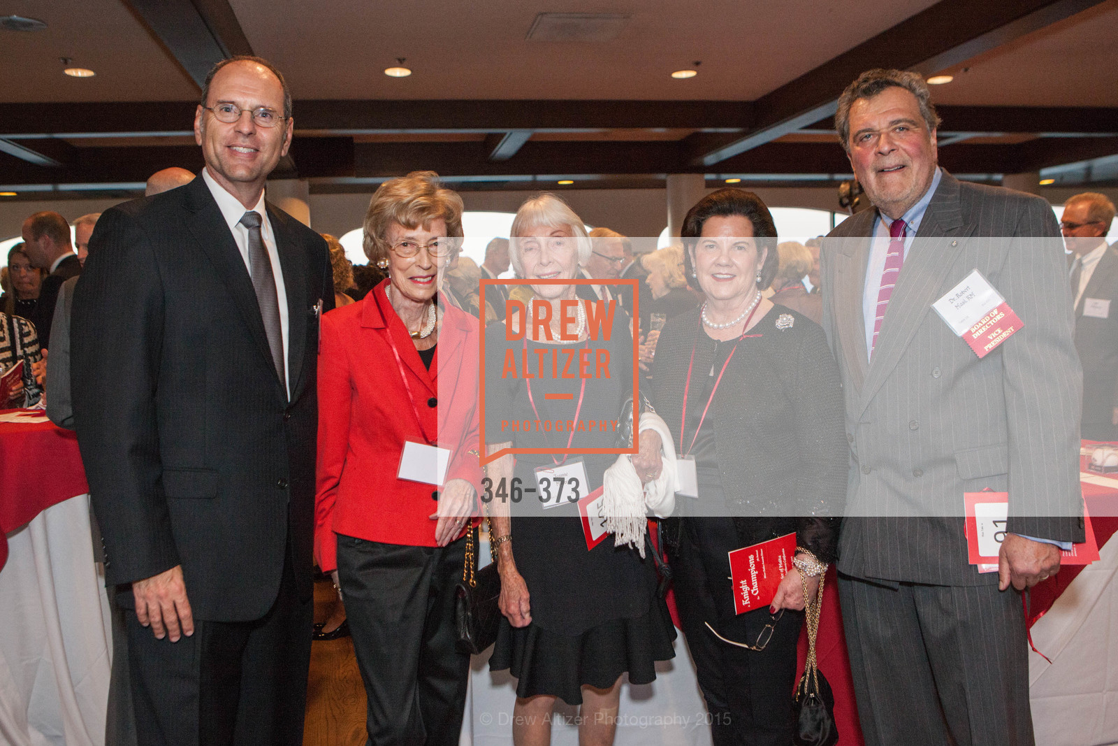 Bill Vaculin, Joan Maggie, Jeanne Miller, Barbara Fritz, Robert Masi, Sovereign Order of Malta Presents: A Knight for Champions, 7th Annual Silver Chalice Awards Dinner, St. Francis Yacht Club. 99 Yacht Rd, October 13th, 2015,Drew Altizer, Drew Altizer Photography, full-service agency, private events, San Francisco photographer, photographer california
