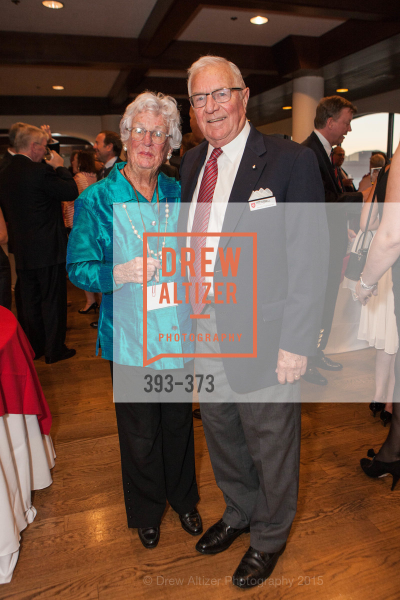 Sheila Carmassi, Herman Carmassi, Sovereign Order of Malta Presents: A Knight for Champions, 7th Annual Silver Chalice Awards Dinner, St. Francis Yacht Club. 99 Yacht Rd, October 13th, 2015,Drew Altizer, Drew Altizer Photography, full-service agency, private events, San Francisco photographer, photographer california