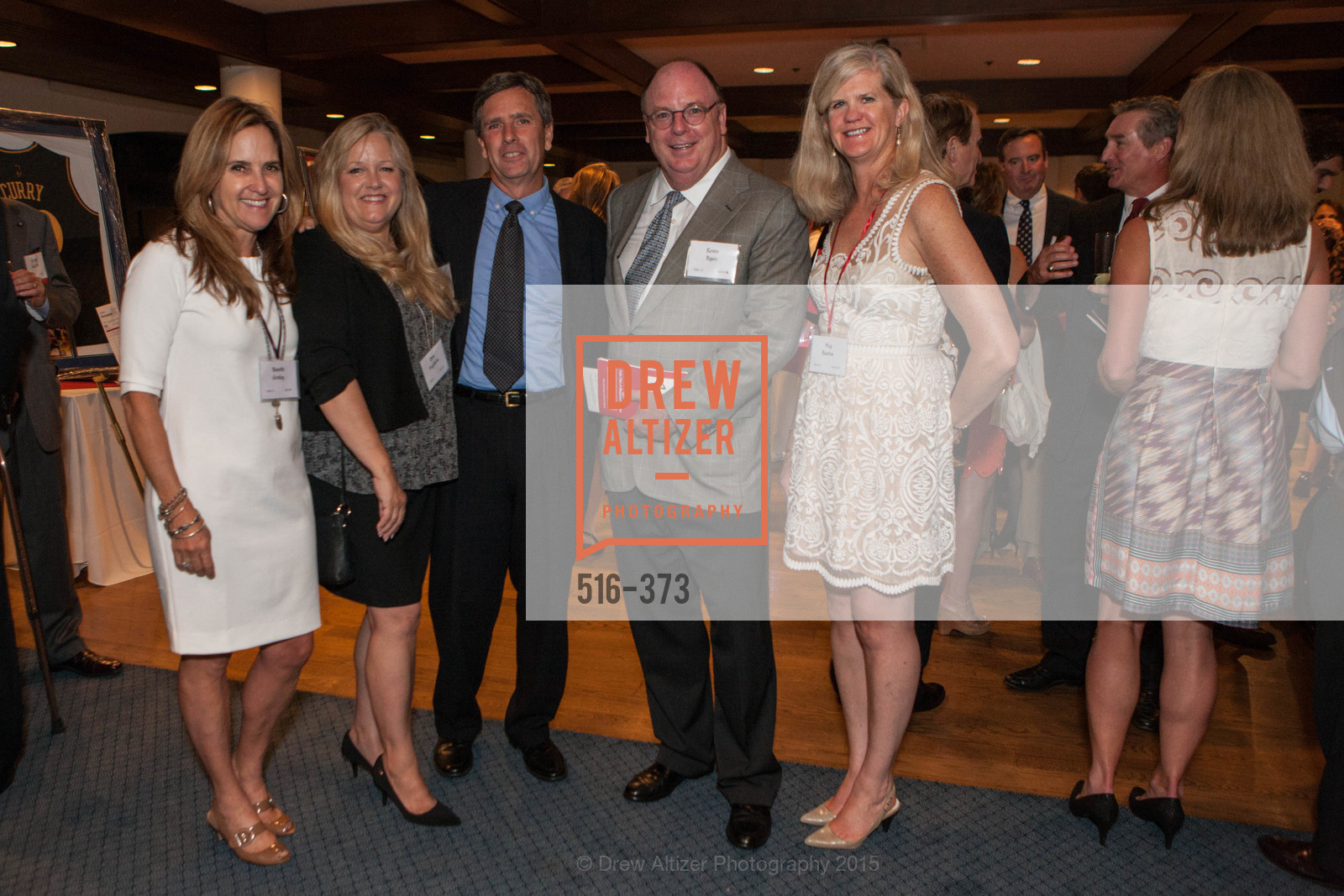 Nanette Gordon, Chris Vogelheim, Tom Vogelheim, Kevin Ryan, Meg Ruxton, Sovereign Order of Malta Presents: A Knight for Champions, 7th Annual Silver Chalice Awards Dinner, St. Francis Yacht Club. 99 Yacht Rd, October 13th, 2015,Drew Altizer, Drew Altizer Photography, full-service agency, private events, San Francisco photographer, photographer california