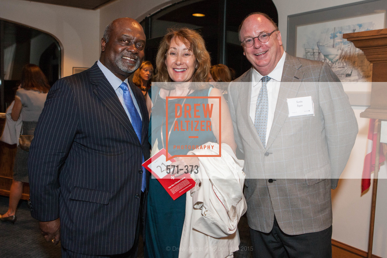 C. Don Clay, Lisa Clay, Kevin Ryan, Sovereign Order of Malta Presents: A Knight for Champions, 7th Annual Silver Chalice Awards Dinner, St. Francis Yacht Club. 99 Yacht Rd, October 13th, 2015,Drew Altizer, Drew Altizer Photography, full-service agency, private events, San Francisco photographer, photographer california