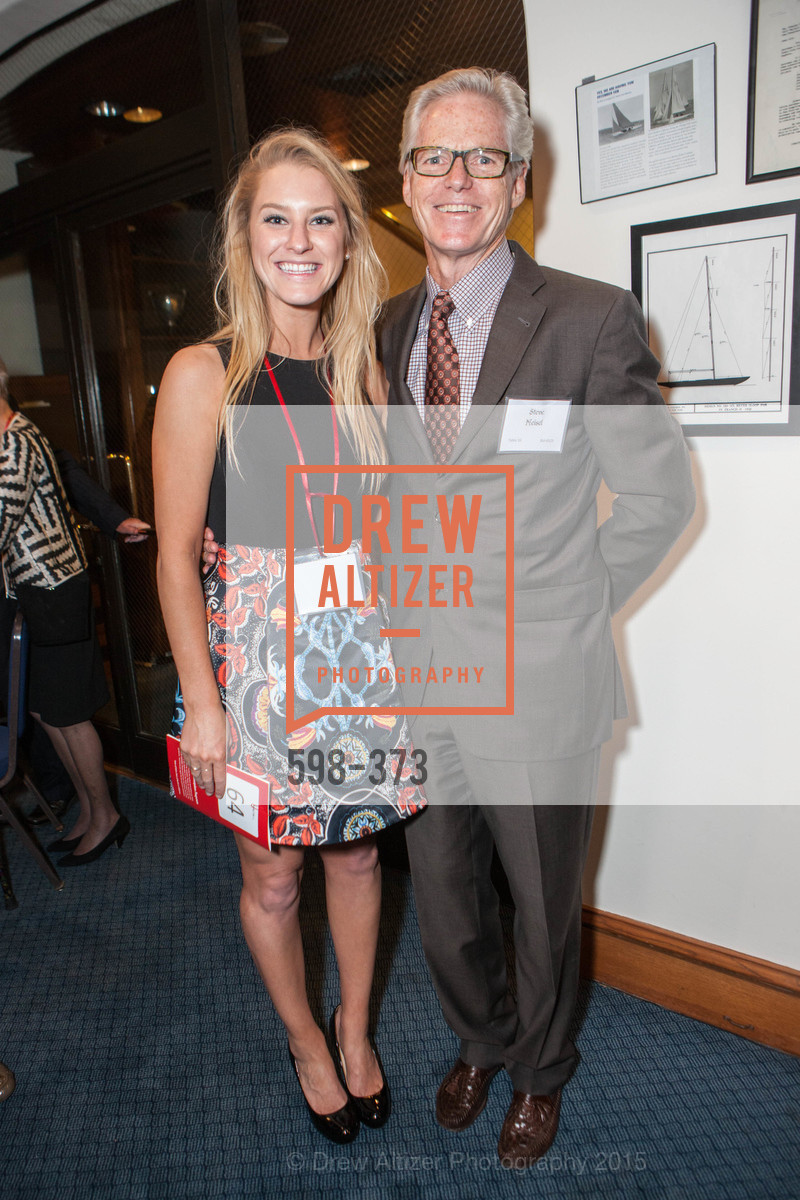 Katie Hosking, Steve Meisel, Sovereign Order of Malta Presents: A Knight for Champions, 7th Annual Silver Chalice Awards Dinner, St. Francis Yacht Club. 99 Yacht Rd, October 13th, 2015