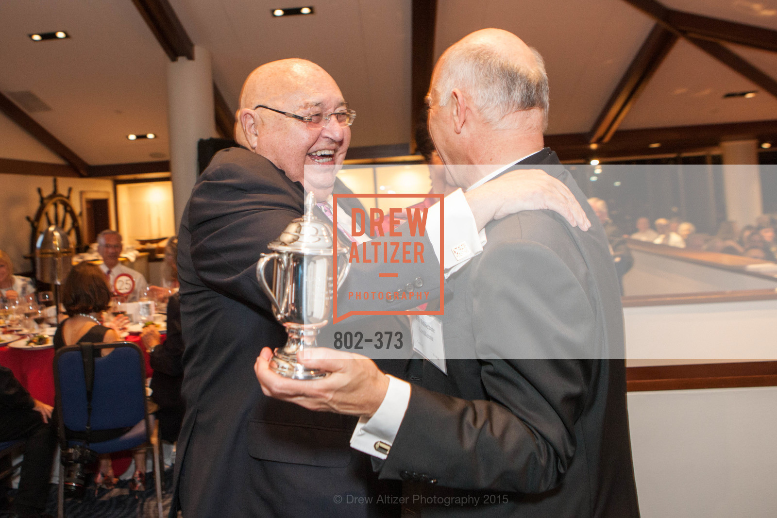 Tony Sanchez-Corea, Salvatore Cordileone, Sovereign Order of Malta Presents: A Knight for Champions, 7th Annual Silver Chalice Awards Dinner, St. Francis Yacht Club. 99 Yacht Rd, October 13th, 2015,Drew Altizer, Drew Altizer Photography, full-service agency, private events, San Francisco photographer, photographer california