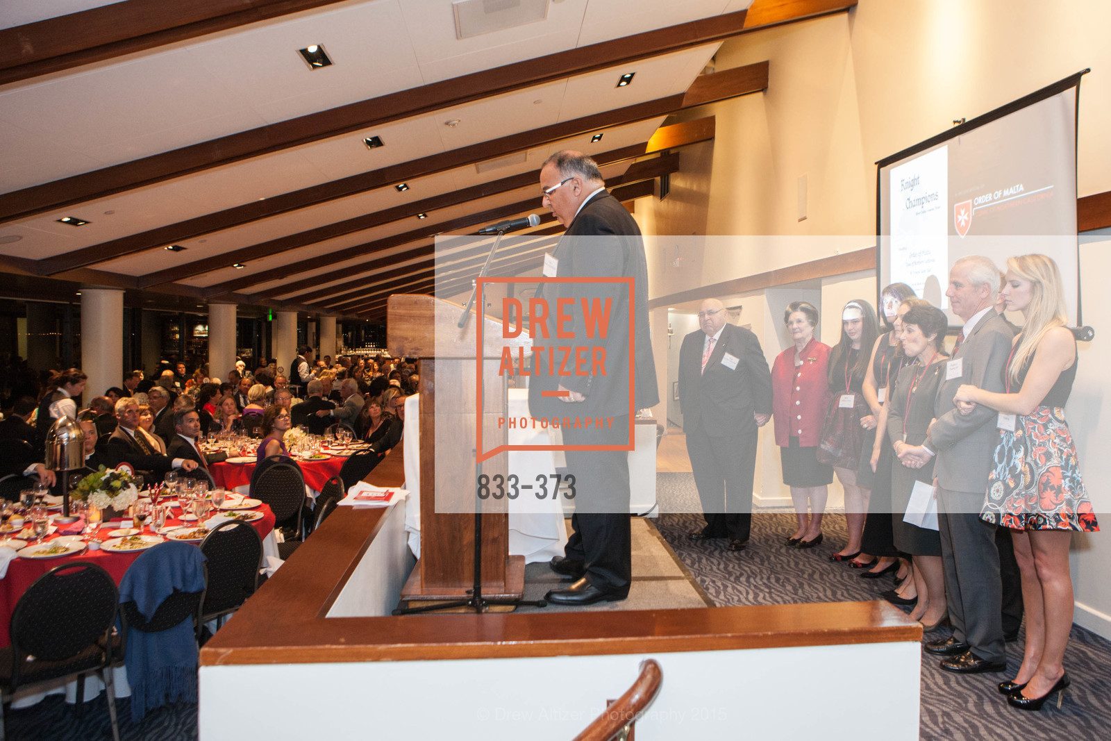 Tony Sanchez-Corea, Sovereign Order of Malta Presents: A Knight for Champions, 7th Annual Silver Chalice Awards Dinner, St. Francis Yacht Club. 99 Yacht Rd, October 13th, 2015,Drew Altizer, Drew Altizer Photography, full-service agency, private events, San Francisco photographer, photographer california