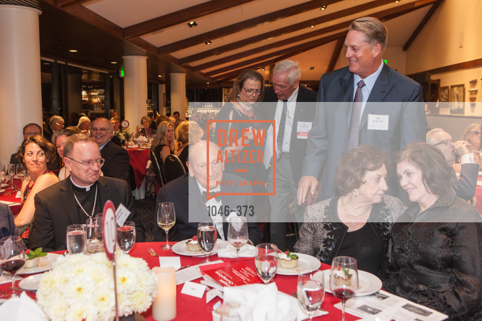 Mike Lambert, Jack Del Rio, Sovereign Order of Malta Presents: A Knight for Champions, 7th Annual Silver Chalice Awards Dinner, St. Francis Yacht Club. 99 Yacht Rd, October 13th, 2015,Drew Altizer, Drew Altizer Photography, full-service agency, private events, San Francisco photographer, photographer california