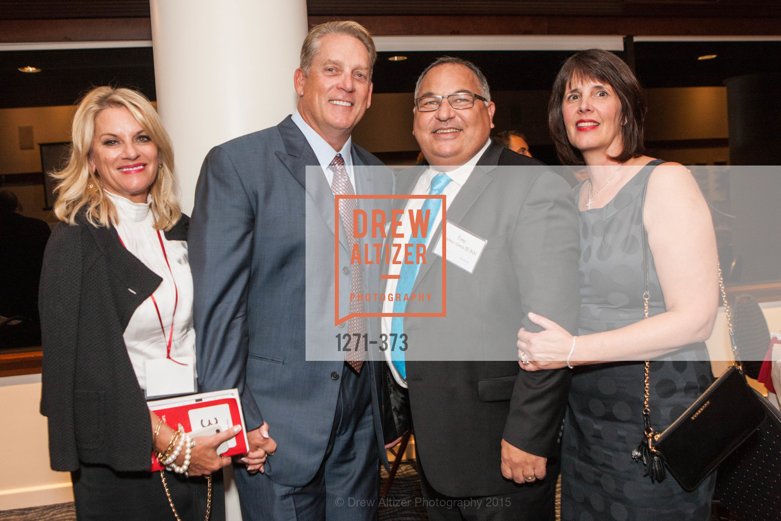 Linda Del Rio, Jack Del Rio, Tony Sanchez-Corea, Karen Sanchez-Corea, Sovereign Order of Malta Presents: A Knight for Champions, 7th Annual Silver Chalice Awards Dinner, St. Francis Yacht Club. 99 Yacht Rd, October 13th, 2015,Drew Altizer, Drew Altizer Photography, full-service agency, private events, San Francisco photographer, photographer california