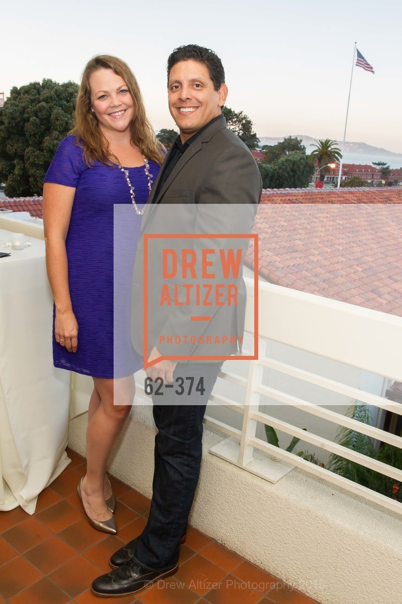 Julie Arntz, Carlos Gomez, Greenbelt Alliance Presents: Savor the Greenbelt, Presidio Officers' Club, Ortega Ballroom. 50 Moraga Ave, October 13th, 2015,Drew Altizer, Drew Altizer Photography, full-service agency, private events, San Francisco photographer, photographer california