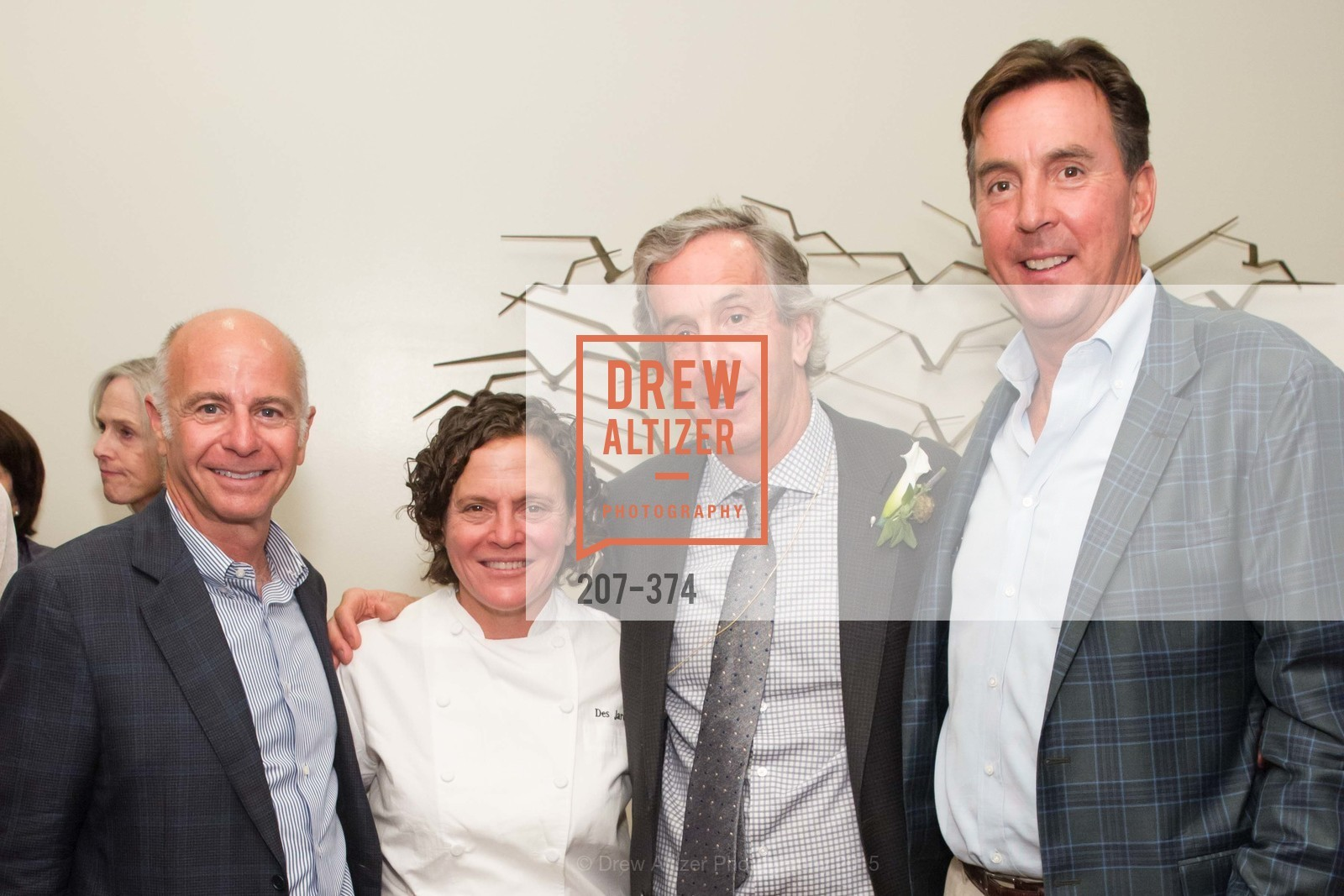 Joe Sherman, Traci Des Jardins, Elliot Evers, Will Evers, Greenbelt Alliance Presents: Savor the Greenbelt, Presidio Officers' Club, Ortega Ballroom. 50 Moraga Ave, October 13th, 2015,Drew Altizer, Drew Altizer Photography, full-service agency, private events, San Francisco photographer, photographer california