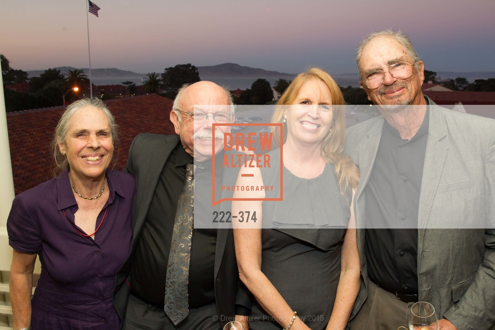 Dee Swanhuyser, Guy Conner, Noreen Evans, Wells Whitney, Greenbelt Alliance Presents: Savor the Greenbelt, Presidio Officers' Club, Ortega Ballroom. 50 Moraga Ave, October 13th, 2015,Drew Altizer, Drew Altizer Photography, full-service agency, private events, San Francisco photographer, photographer california
