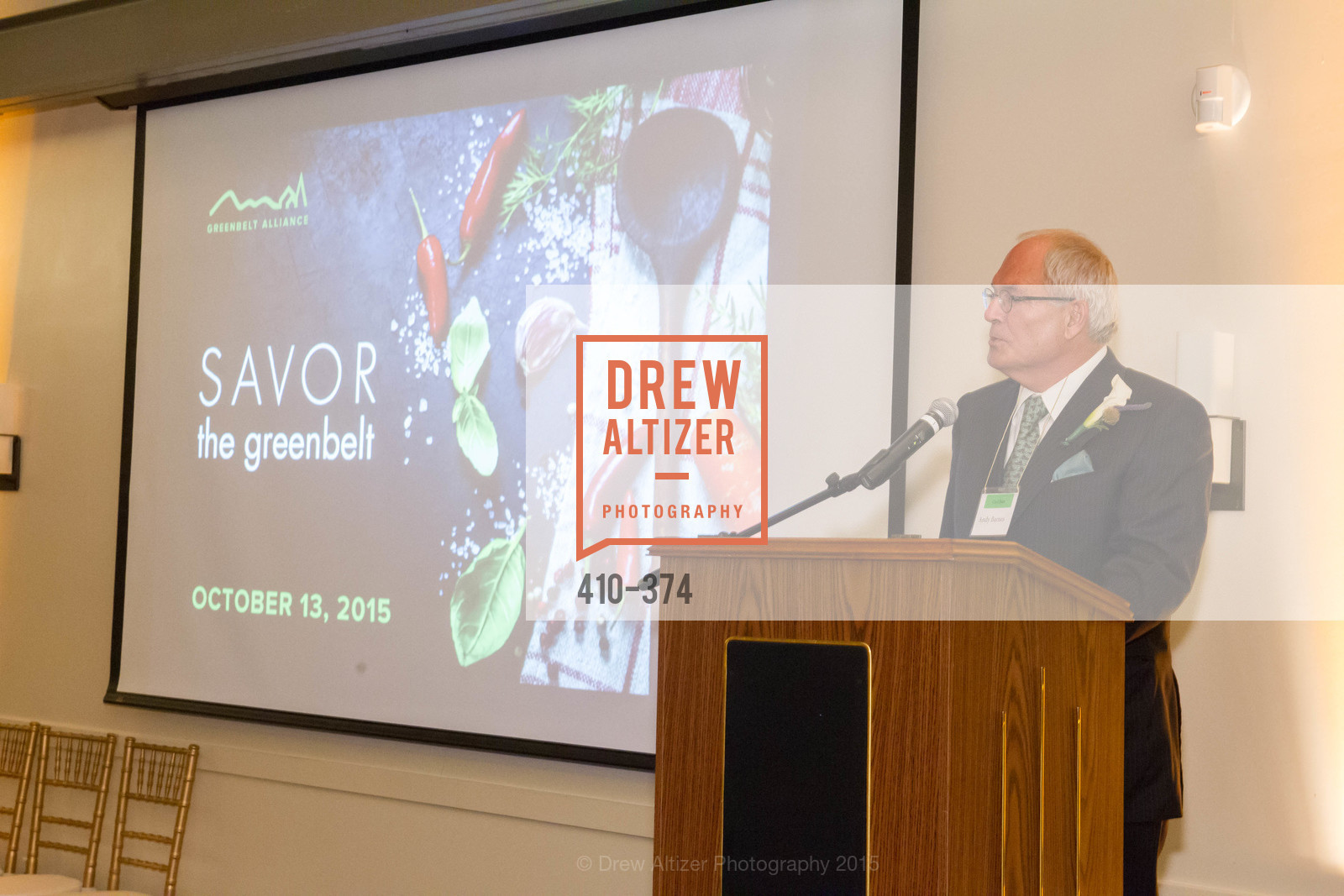 Andy Barnes, Greenbelt Alliance Presents: Savor the Greenbelt, Presidio Officers' Club, Ortega Ballroom. 50 Moraga Ave, October 13th, 2015,Drew Altizer, Drew Altizer Photography, full-service agency, private events, San Francisco photographer, photographer california