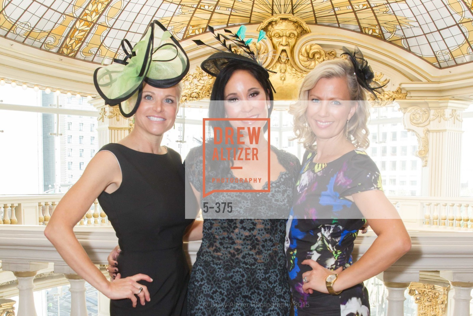 Lori Shigekane, Michelle Molfino, Sheree Pirie, SF Zoo Auxiliary Hosts Birds of a Feather Luncheon, Neiman Marcus, Rotunda. Level Four, 150 Stockton St, October 14th, 2015,Drew Altizer, Drew Altizer Photography, full-service agency, private events, San Francisco photographer, photographer california