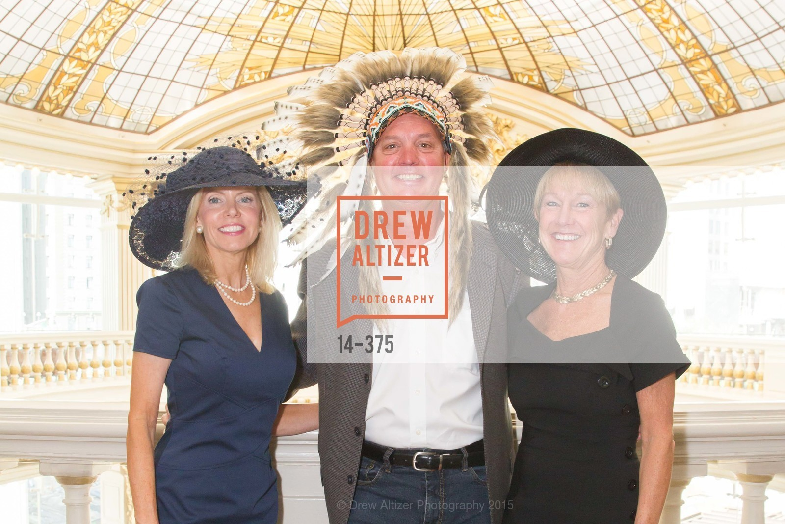 Mary Fenton, Michael Updegraff, Debbie Clark, SF Zoo Auxiliary Hosts Birds of a Feather Luncheon, Neiman Marcus, Rotunda. Level Four, 150 Stockton St, October 14th, 2015,Drew Altizer, Drew Altizer Photography, full-service agency, private events, San Francisco photographer, photographer california