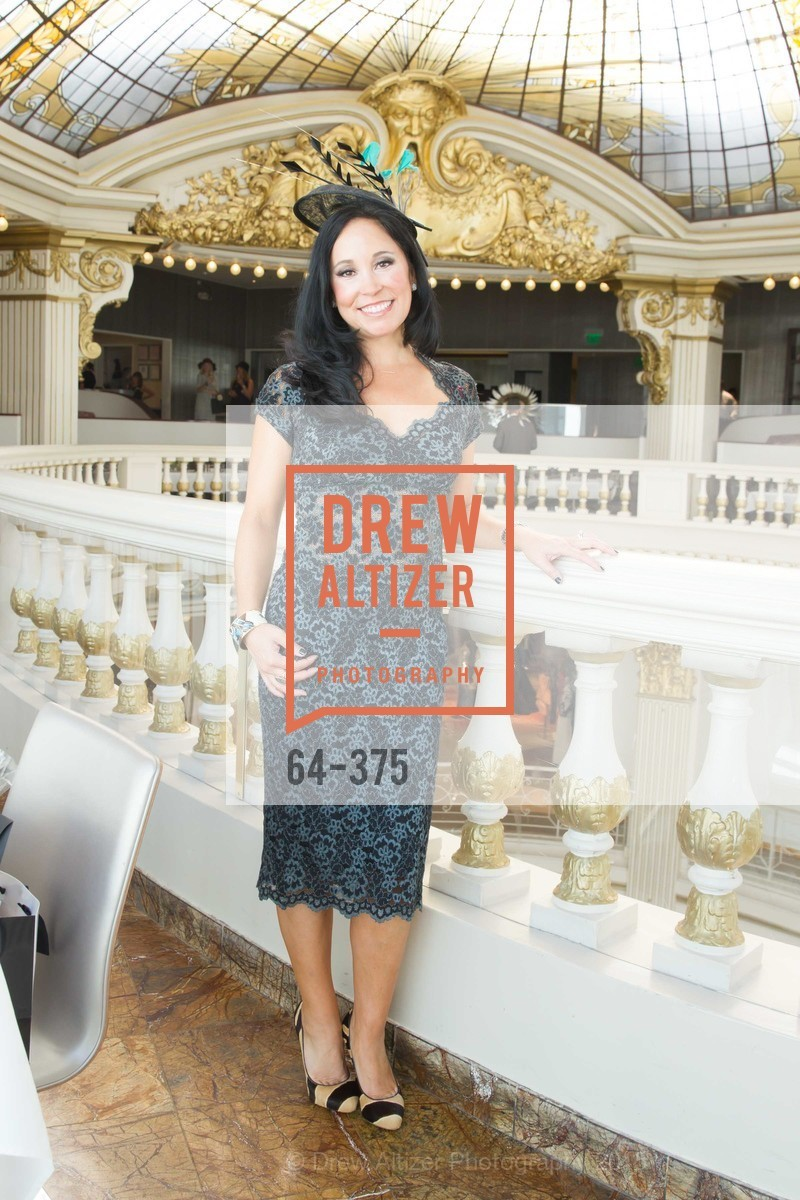 Michelle Molfino, SF Zoo Auxiliary Hosts Birds of a Feather Luncheon, Neiman Marcus, Rotunda. Level Four, 150 Stockton St, October 14th, 2015