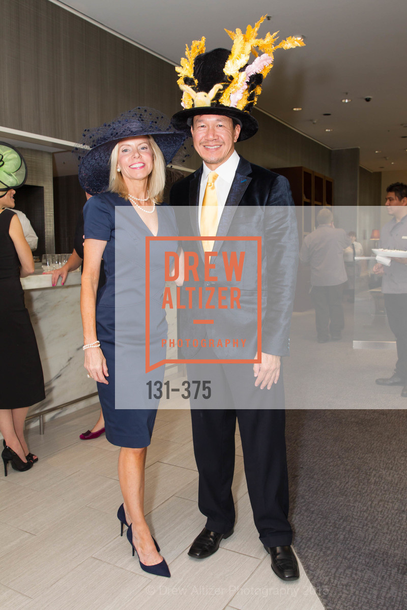 Mary Fenton, Tim Wu, SF Zoo Auxiliary Hosts Birds of a Feather Luncheon, Neiman Marcus, Rotunda. Level Four, 150 Stockton St, October 14th, 2015,Drew Altizer, Drew Altizer Photography, full-service event agency, private events, San Francisco photographer, photographer California