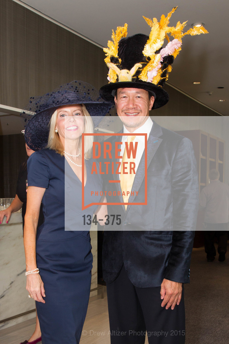 Mary Fenton, Tim Wu, SF Zoo Auxiliary Hosts Birds of a Feather Luncheon, Neiman Marcus, Rotunda. Level Four, 150 Stockton St, October 14th, 2015,Drew Altizer, Drew Altizer Photography, full-service agency, private events, San Francisco photographer, photographer california