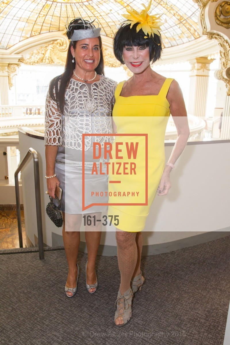 Natalia Urrutia, Marilyn Cabak, SF Zoo Auxiliary Hosts Birds of a Feather Luncheon, Neiman Marcus, Rotunda. Level Four, 150 Stockton St, October 14th, 2015,Drew Altizer, Drew Altizer Photography, full-service agency, private events, San Francisco photographer, photographer california