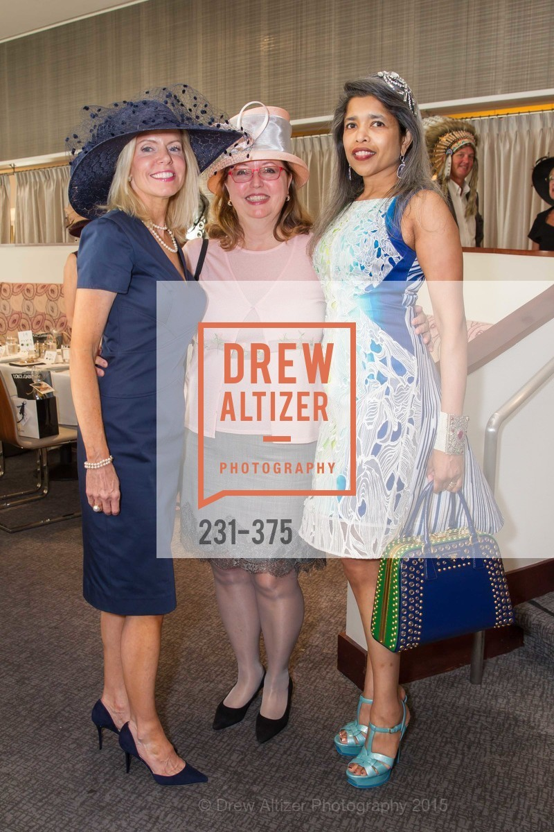 Mary Fenton, Linda Styer, Deepa Pakianathan, SF Zoo Auxiliary Hosts Birds of a Feather Luncheon, Neiman Marcus, Rotunda. Level Four, 150 Stockton St, October 14th, 2015,Drew Altizer, Drew Altizer Photography, full-service agency, private events, San Francisco photographer, photographer california
