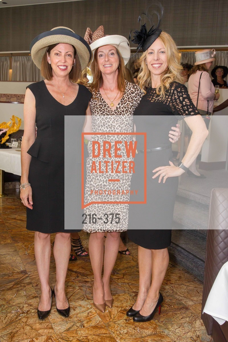 Elisabeth Smith, Amanda Hoenigman, Laurie Patzer, SF Zoo Auxiliary Hosts Birds of a Feather Luncheon, Neiman Marcus, Rotunda. Level Four, 150 Stockton St, October 14th, 2015,Drew Altizer, Drew Altizer Photography, full-service agency, private events, San Francisco photographer, photographer california