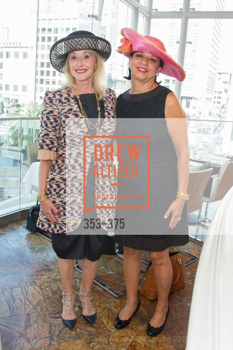 Merrill Casper, Usha Burns, SF Zoo Auxiliary Hosts Birds of a Feather Luncheon, Neiman Marcus, Rotunda. Level Four, 150 Stockton St, October 14th, 2015,Drew Altizer, Drew Altizer Photography, full-service agency, private events, San Francisco photographer, photographer california