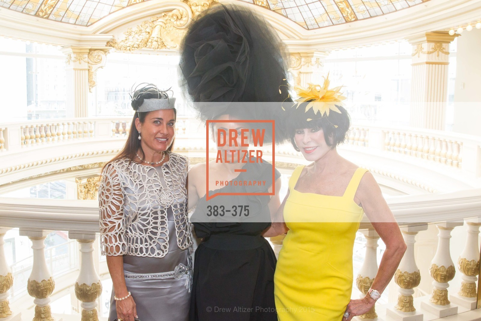 Natalia Urrutia, Tanya Powell, Marilyn Cabak, SF Zoo Auxiliary Hosts Birds of a Feather Luncheon, Neiman Marcus, Rotunda. Level Four, 150 Stockton St, October 14th, 2015,Drew Altizer, Drew Altizer Photography, full-service agency, private events, San Francisco photographer, photographer california