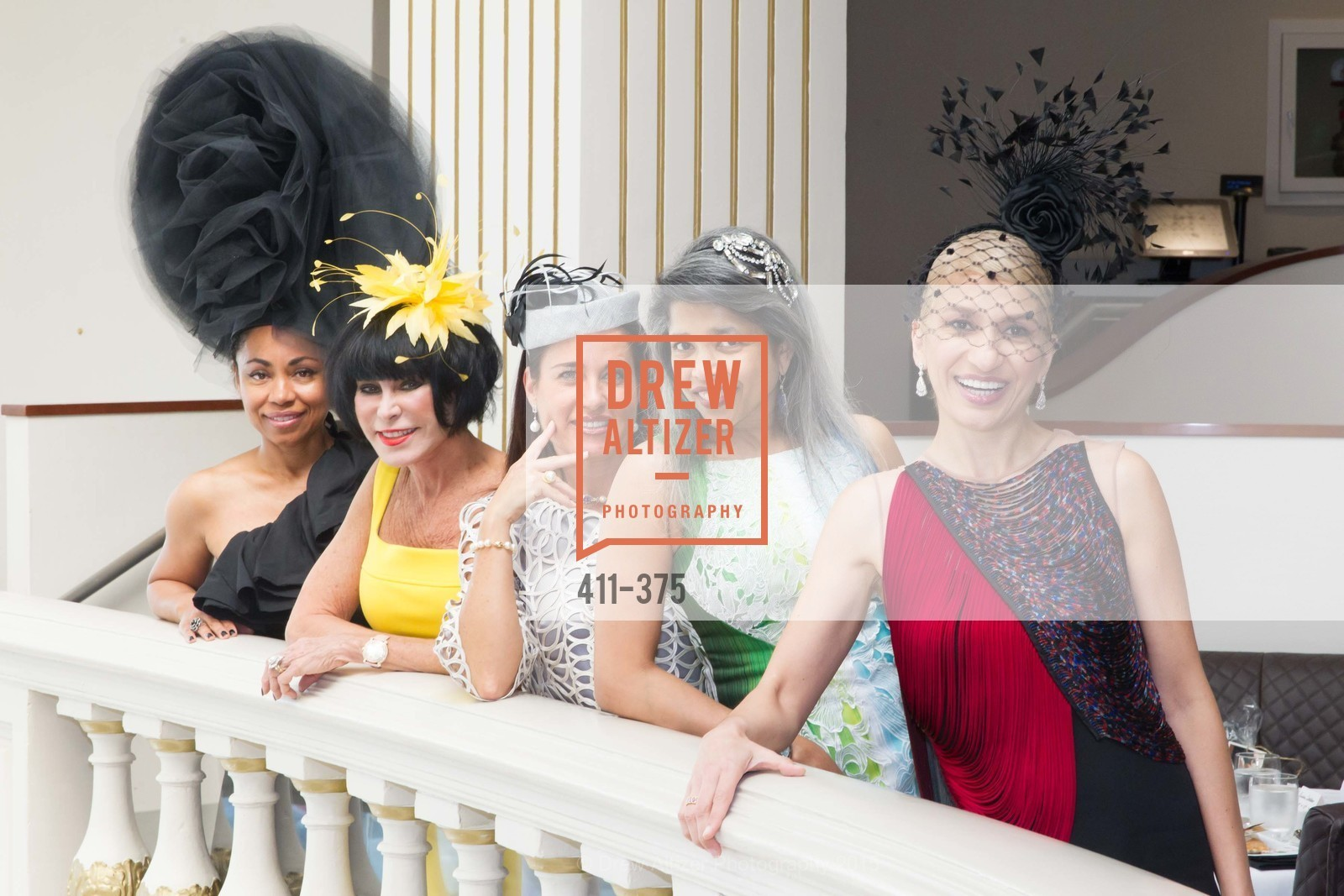 Tanya Powell, Marilyn Cabak, Natalia Urrutia, Deepa Pakianathan, Navid Armstrong, SF Zoo Auxiliary Hosts Birds of a Feather Luncheon, Neiman Marcus, Rotunda. Level Four, 150 Stockton St, October 14th, 2015,Drew Altizer, Drew Altizer Photography, full-service agency, private events, San Francisco photographer, photographer california
