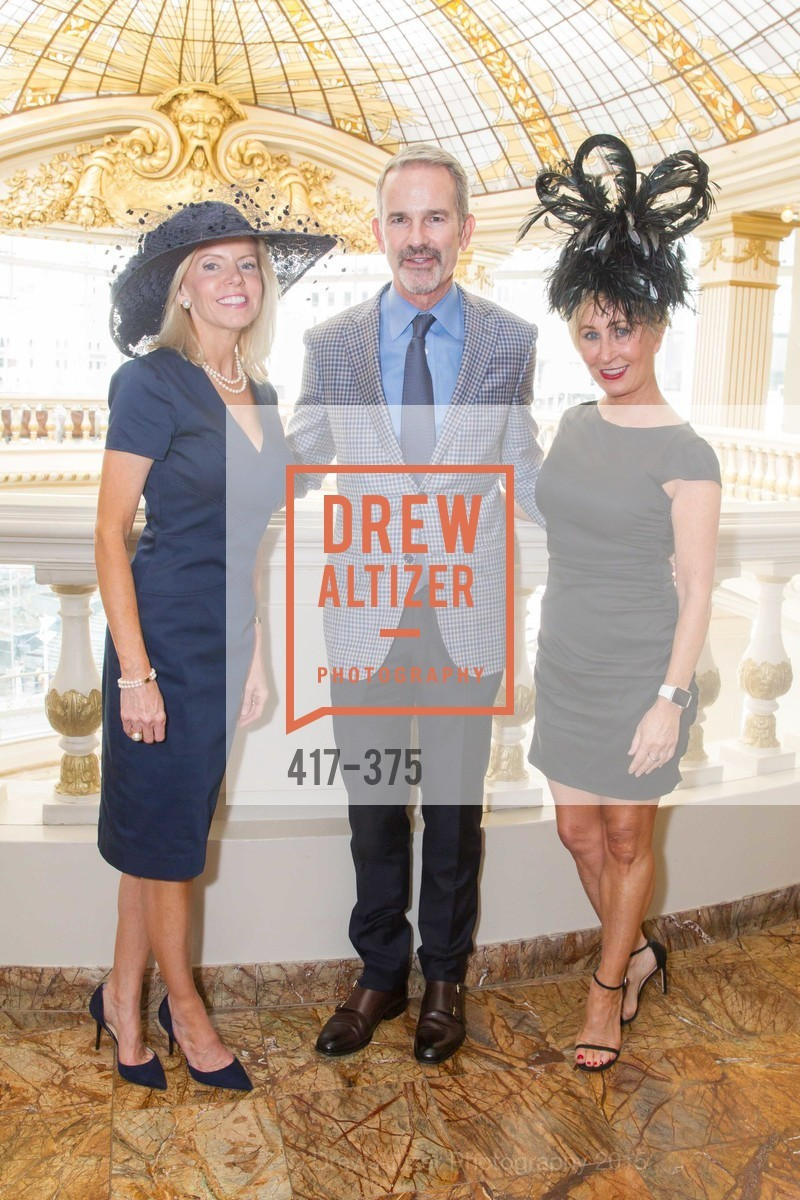 Mary Fenton, Jeffrey Gibson, Lisa Keith, SF Zoo Auxiliary Hosts Birds of a Feather Luncheon, Neiman Marcus, Rotunda. Level Four, 150 Stockton St, October 14th, 2015,Drew Altizer, Drew Altizer Photography, full-service agency, private events, San Francisco photographer, photographer california