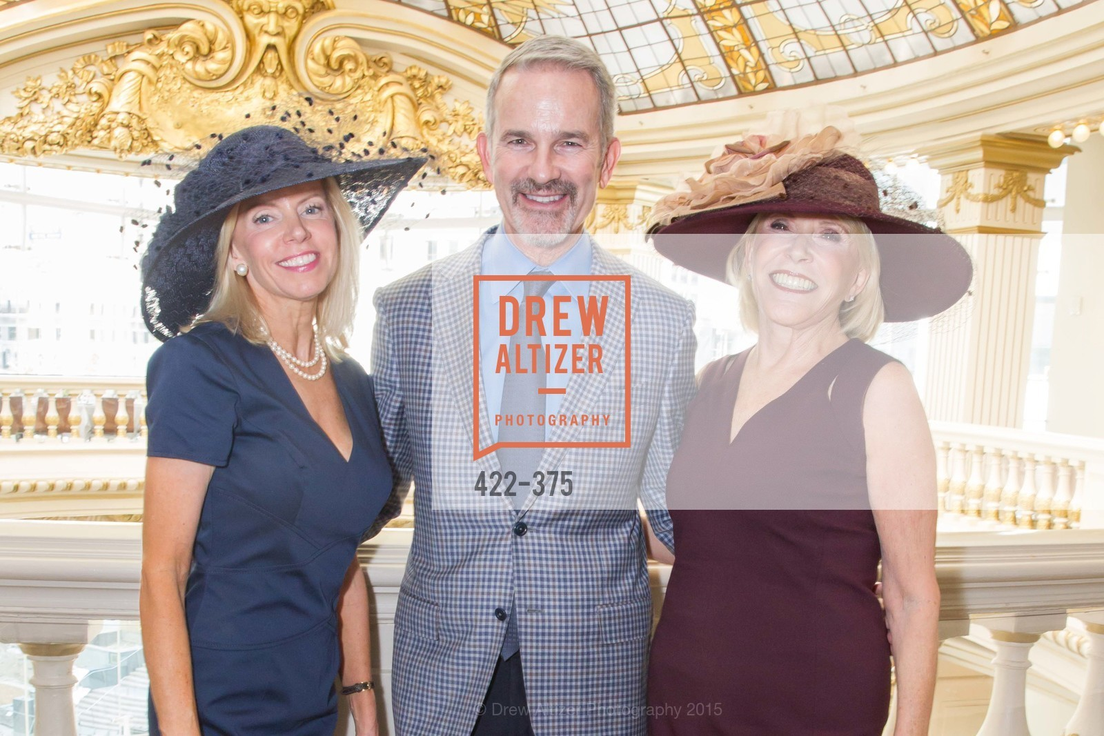 Mary Fenton, Jeffrey Gibson, Gloria Smith, SF Zoo Auxiliary Hosts Birds of a Feather Luncheon, Neiman Marcus, Rotunda. Level Four, 150 Stockton St, October 14th, 2015,Drew Altizer, Drew Altizer Photography, full-service agency, private events, San Francisco photographer, photographer california