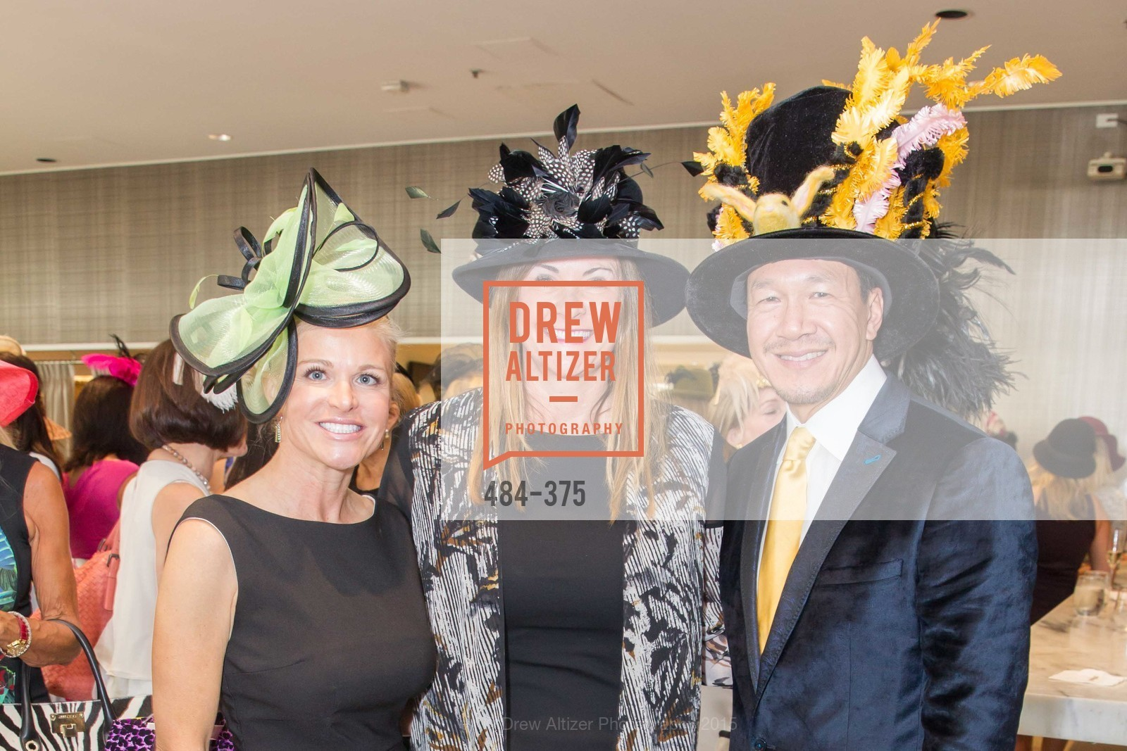 Lori Shigekane, Tanya Peterson, Tim Wu, SF Zoo Auxiliary Hosts Birds of a Feather Luncheon, Neiman Marcus, Rotunda. Level Four, 150 Stockton St, October 14th, 2015,Drew Altizer, Drew Altizer Photography, full-service agency, private events, San Francisco photographer, photographer california
