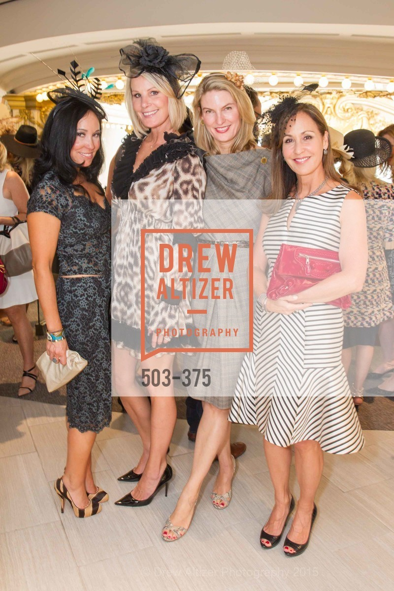 Michelle Molfino, Sam Bohman, Roxanne Fleming, Mindy Henderson, SF Zoo Auxiliary Hosts Birds of a Feather Luncheon, Neiman Marcus, Rotunda. Level Four, 150 Stockton St, October 14th, 2015,Drew Altizer, Drew Altizer Photography, full-service agency, private events, San Francisco photographer, photographer california