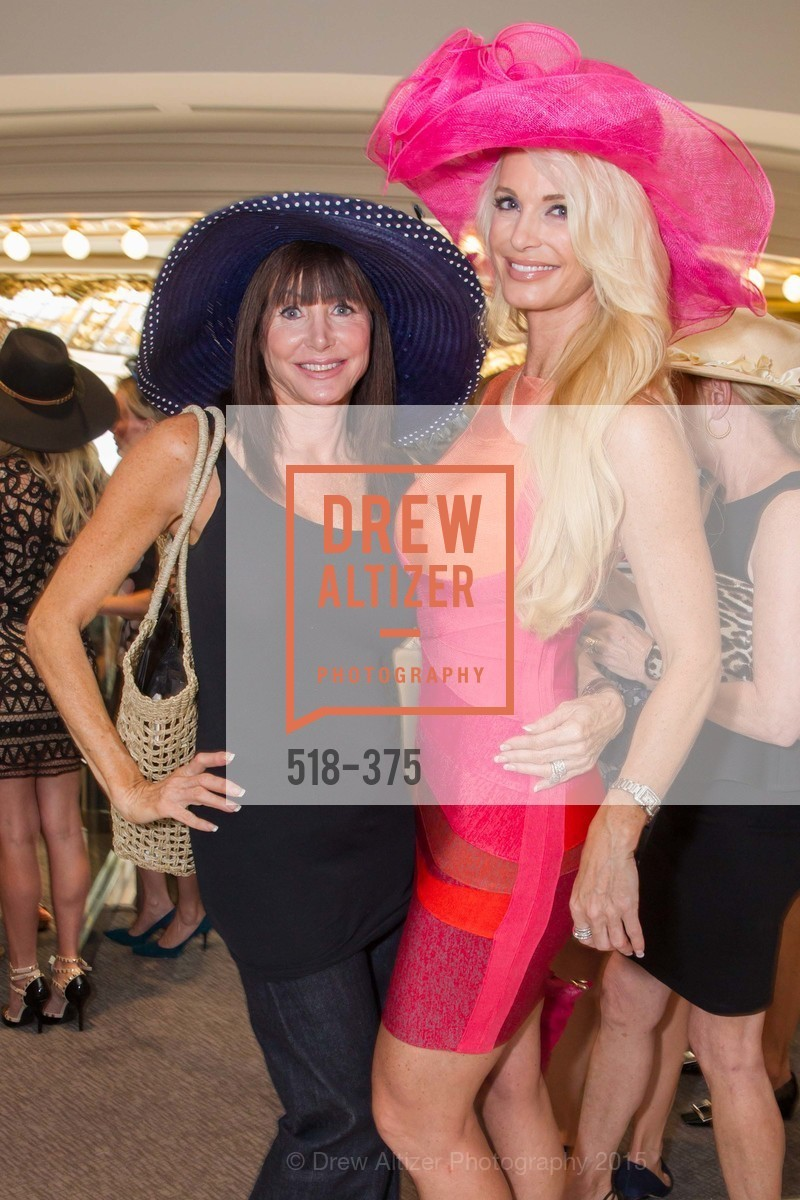 Jill Finegold, Tiara Cameron, SF Zoo Auxiliary Hosts Birds of a Feather Luncheon, Neiman Marcus, Rotunda. Level Four, 150 Stockton St, October 14th, 2015,Drew Altizer, Drew Altizer Photography, full-service agency, private events, San Francisco photographer, photographer california
