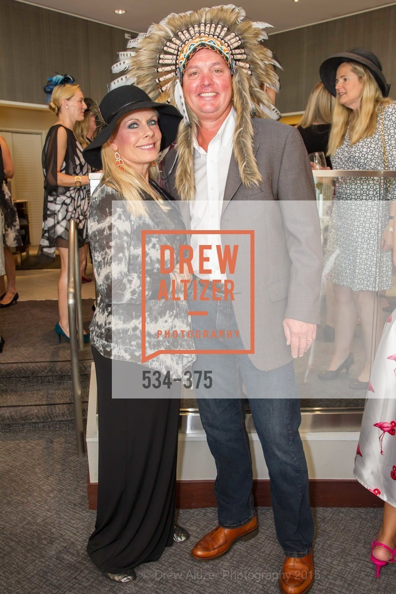 Jacqueline Jacoby, Michael Updegraff, SF Zoo Auxiliary Hosts Birds of a Feather Luncheon, Neiman Marcus, Rotunda. Level Four, 150 Stockton St, October 14th, 2015,Drew Altizer, Drew Altizer Photography, full-service agency, private events, San Francisco photographer, photographer california