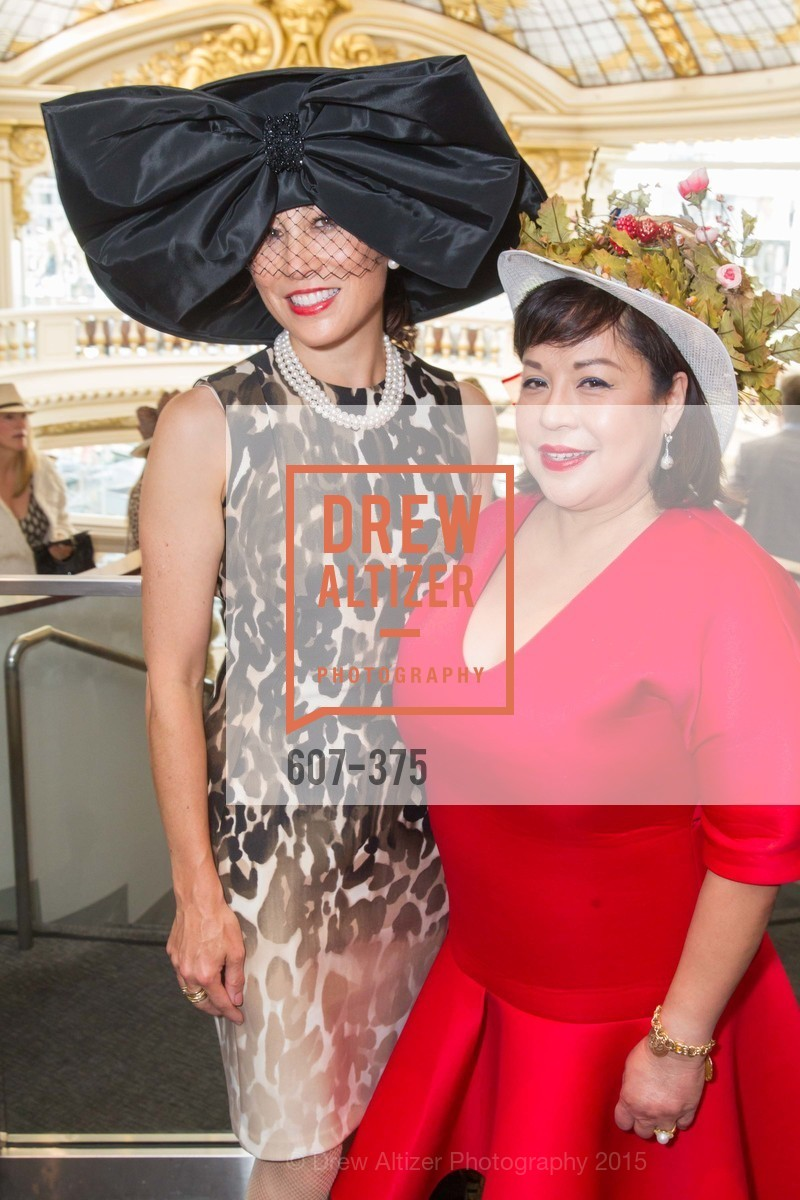 Michelle Pender, Mitzi Manzano, SF Zoo Auxiliary Hosts Birds of a Feather Luncheon, Neiman Marcus, Rotunda. Level Four, 150 Stockton St, October 14th, 2015,Drew Altizer, Drew Altizer Photography, full-service agency, private events, San Francisco photographer, photographer california