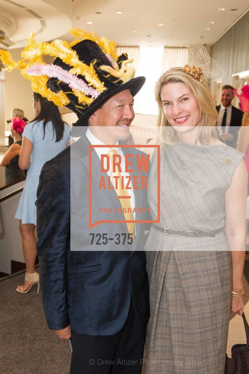 Tim Wu, Roxanne Fleming, SF Zoo Auxiliary Hosts Birds of a Feather Luncheon, Neiman Marcus, Rotunda. Level Four, 150 Stockton St, October 14th, 2015,Drew Altizer, Drew Altizer Photography, full-service agency, private events, San Francisco photographer, photographer california