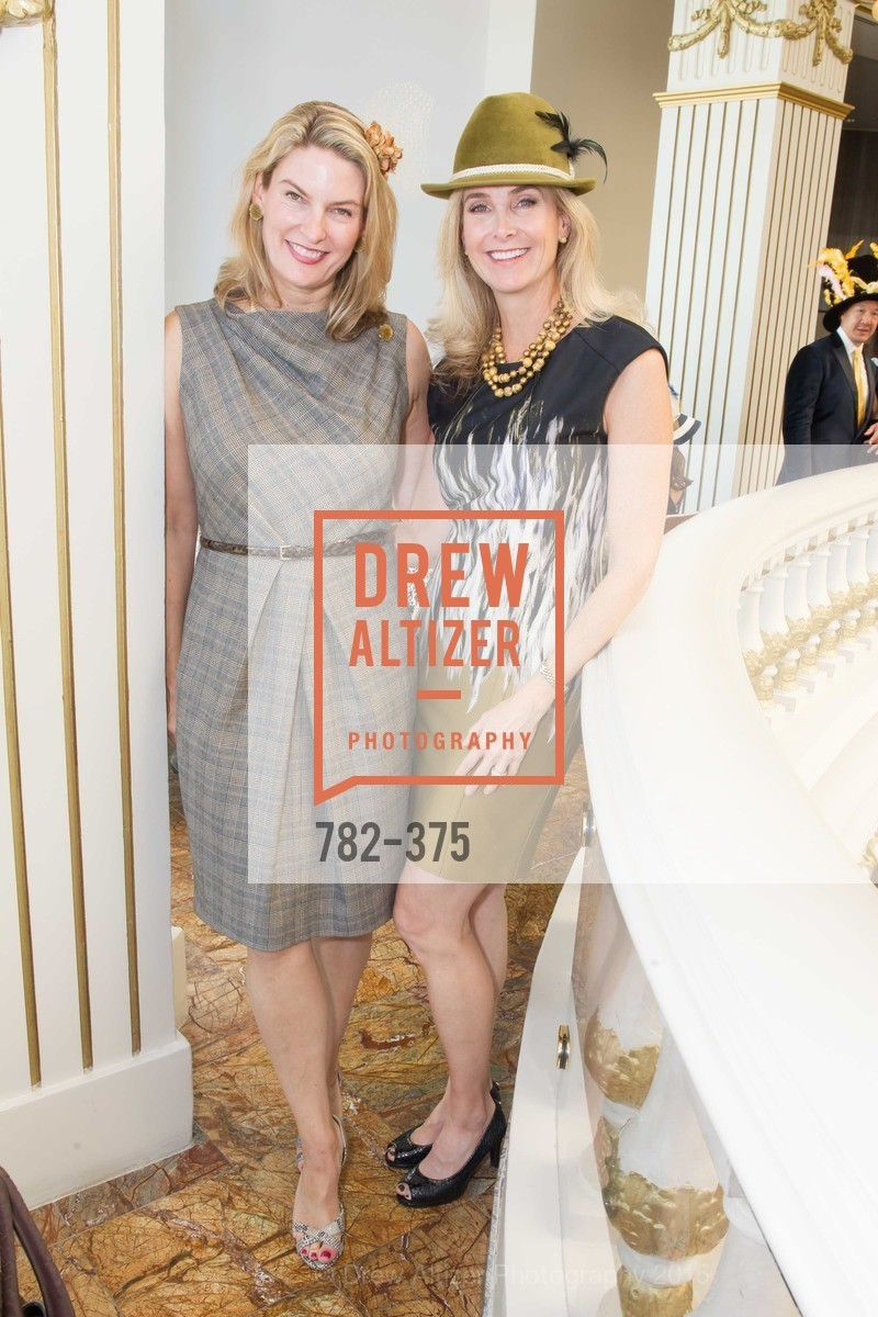 Roxanne Fleming, Melanie Hoffer, SF Zoo Auxiliary Hosts Birds of a Feather Luncheon, Neiman Marcus, Rotunda. Level Four, 150 Stockton St, October 14th, 2015,Drew Altizer, Drew Altizer Photography, full-service agency, private events, San Francisco photographer, photographer california