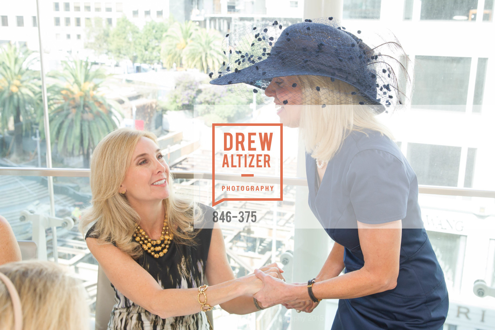 Melanie Hoffer, Mary Fenton, SF Zoo Auxiliary Hosts Birds of a Feather Luncheon, Neiman Marcus, Rotunda. Level Four, 150 Stockton St, October 14th, 2015,Drew Altizer, Drew Altizer Photography, full-service agency, private events, San Francisco photographer, photographer california