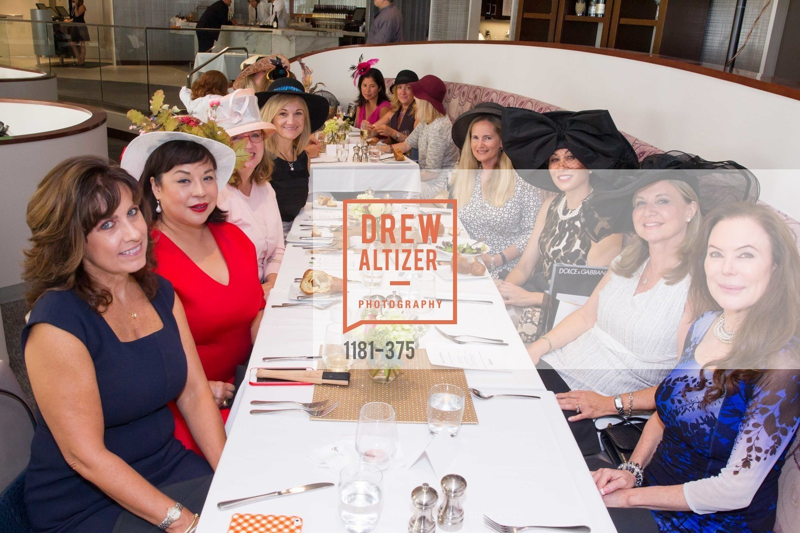 Erin Nelson, Mitzi Manzano, Linda Styer, Michelle Pender, Margaret Mitchell, SF Zoo Auxiliary Hosts Birds of a Feather Luncheon, Neiman Marcus, Rotunda. Level Four, 150 Stockton St, October 14th, 2015,Drew Altizer, Drew Altizer Photography, full-service agency, private events, San Francisco photographer, photographer california