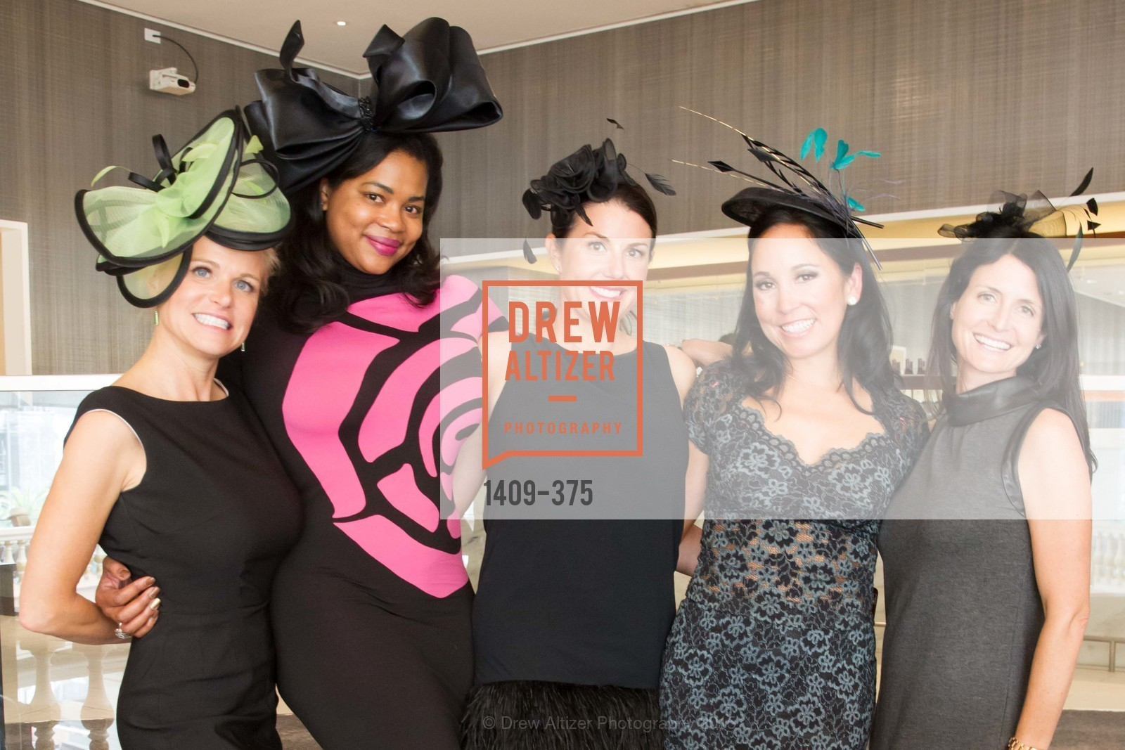 Lori Shigekane, Ayanna Jenkins Toney, Carissa Ashman, Michelle Molfino, Jessica Melman Bhatia, SF Zoo Auxiliary Hosts Birds of a Feather Luncheon, Neiman Marcus, Rotunda. Level Four, 150 Stockton St, October 14th, 2015,Drew Altizer, Drew Altizer Photography, full-service agency, private events, San Francisco photographer, photographer california