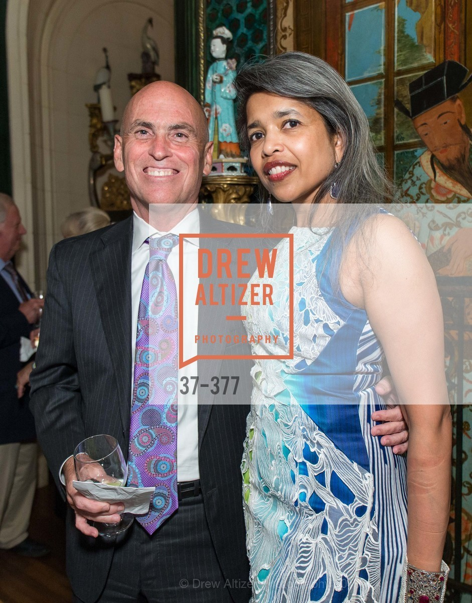 Gary Rust, Deepa Pakianathan, Ann and Gordon Getty Host SF Conservatory of Music with Marilyn Horne, Private Residence, October 15th, 2015,Drew Altizer, Drew Altizer Photography, full-service agency, private events, San Francisco photographer, photographer california
