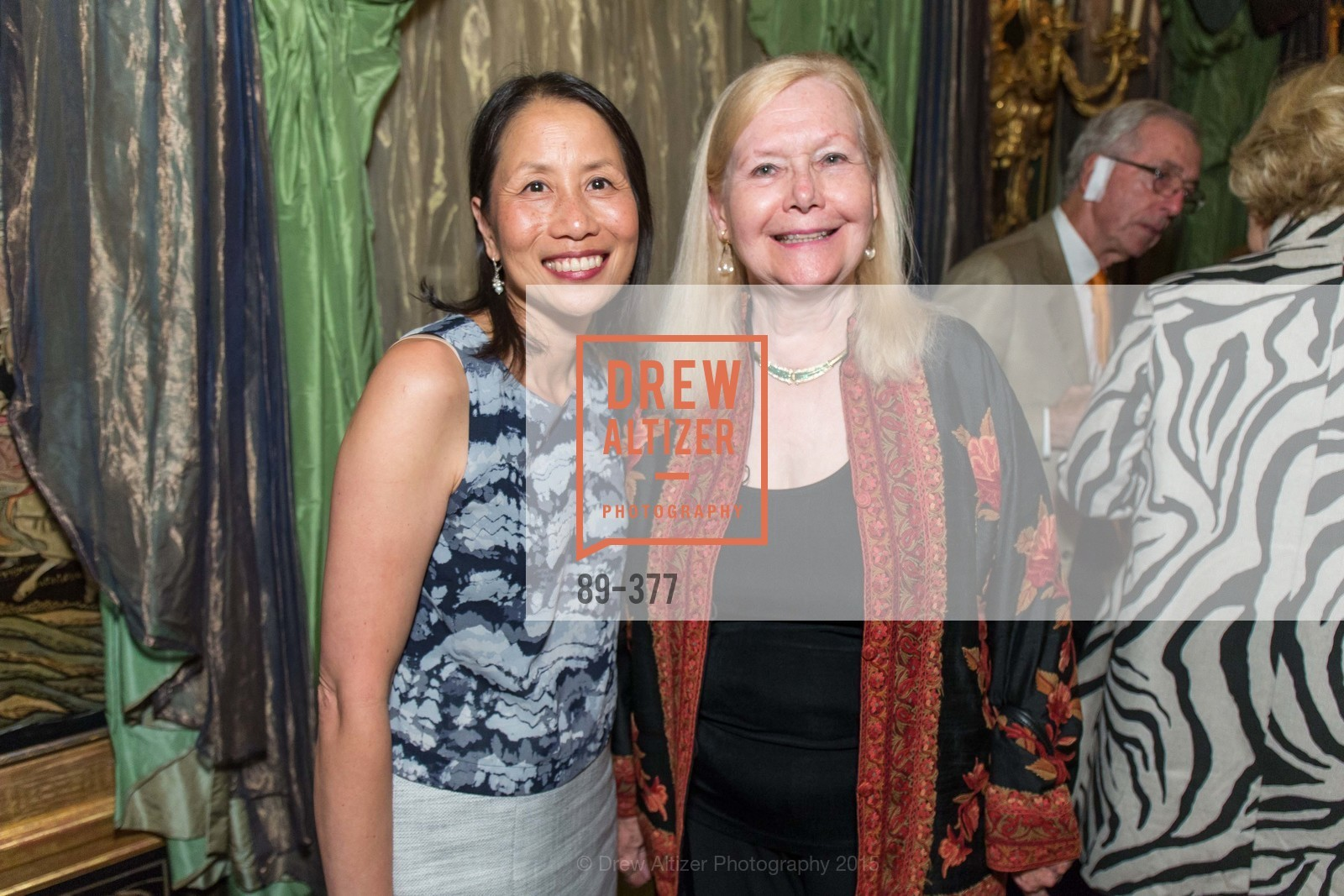 June Hom, Bernice Lyndstrom, Ann and Gordon Getty Host SF Conservatory of Music with Marilyn Horne, Private Residence, October 15th, 2015,Drew Altizer, Drew Altizer Photography, full-service agency, private events, San Francisco photographer, photographer california