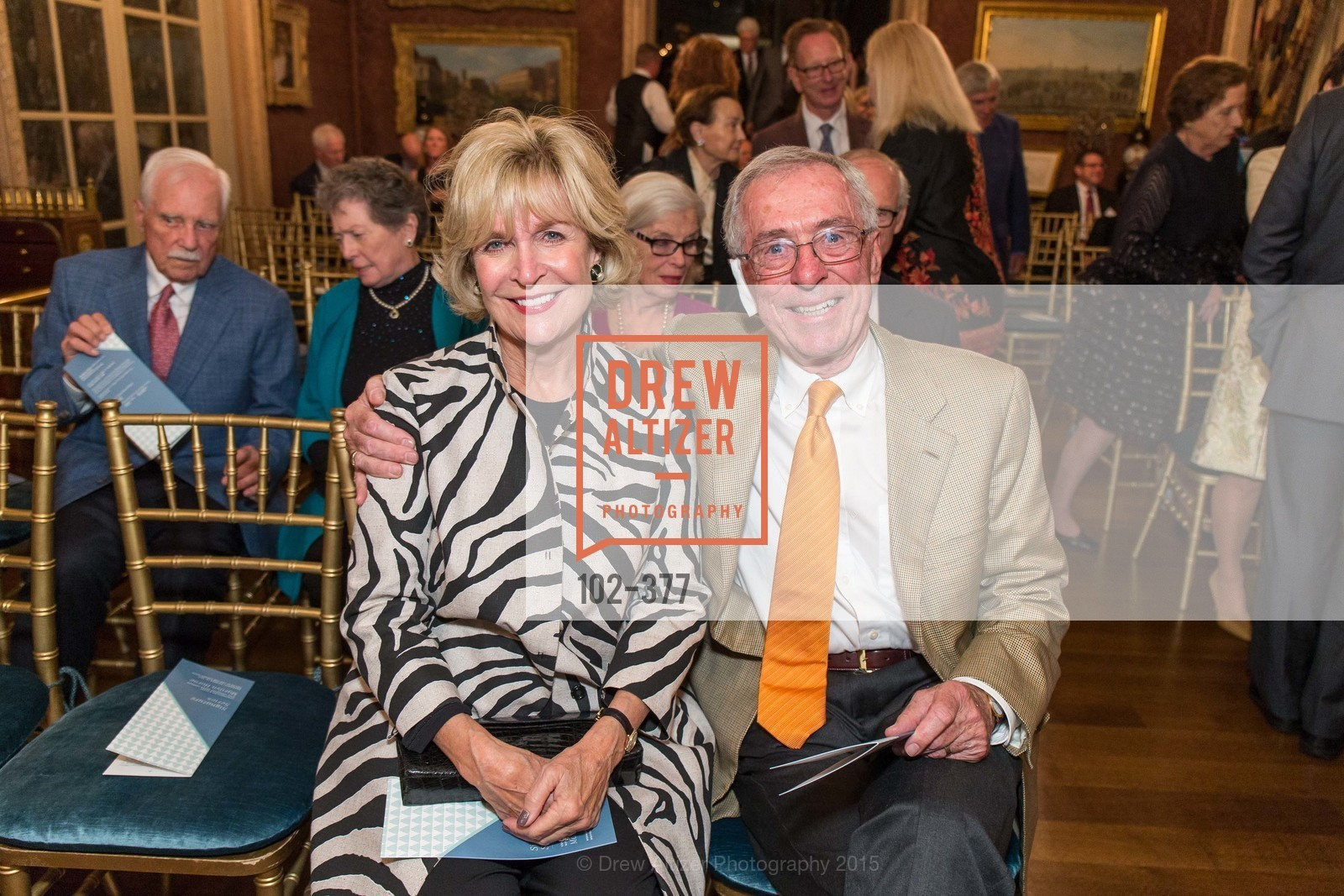 Jan Buckley, JIm Buckley, Ann and Gordon Getty Host SF Conservatory of Music with Marilyn Horne, Private Residence, October 15th, 2015,Drew Altizer, Drew Altizer Photography, full-service agency, private events, San Francisco photographer, photographer california