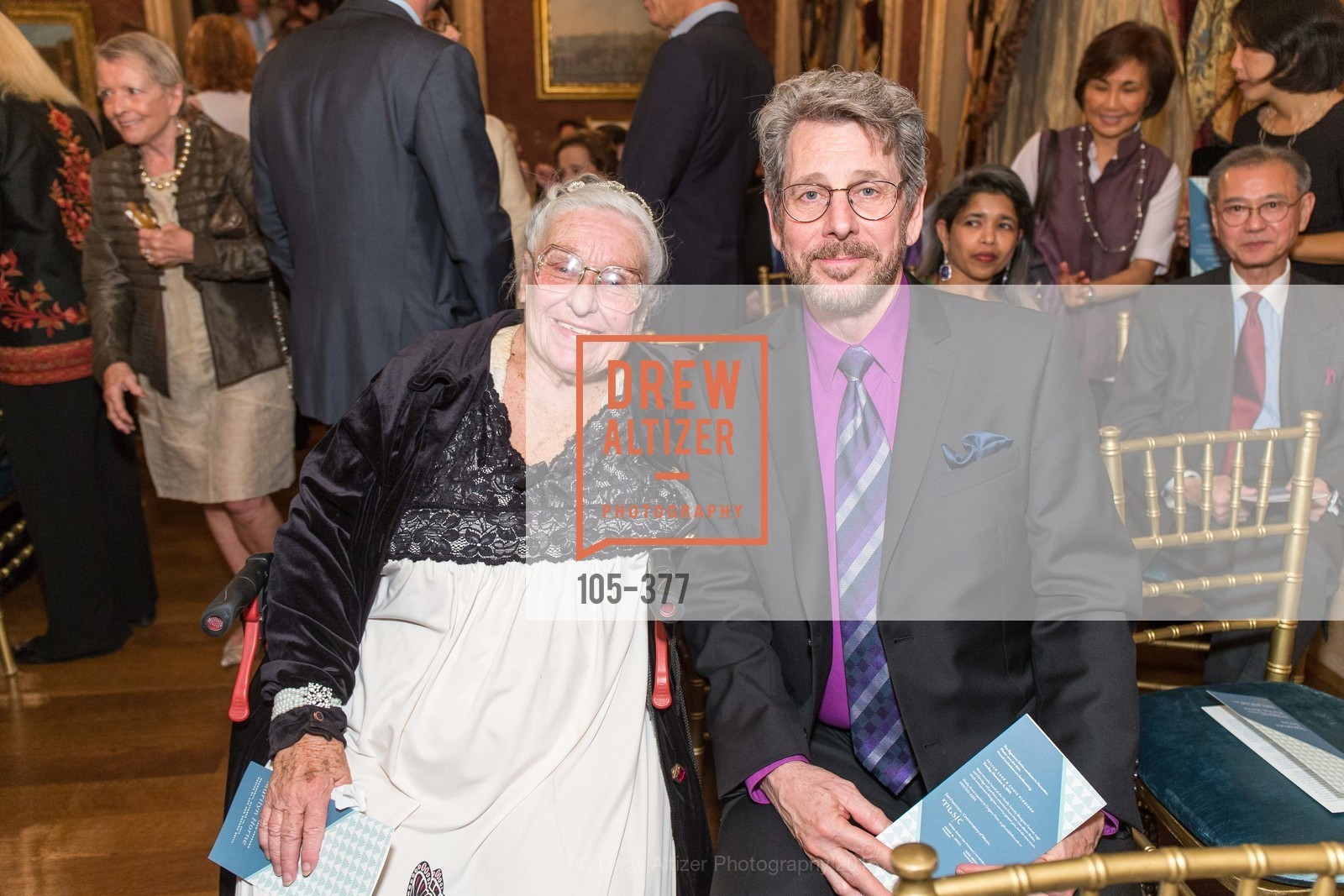 Eloise Bhullier, Larry Hancock, Getty Host SF Conservatory of Music with Marilyn Horne, Private Residence, October 15th, 2015,Drew Altizer, Drew Altizer Photography, full-service agency, private events, San Francisco photographer, photographer california