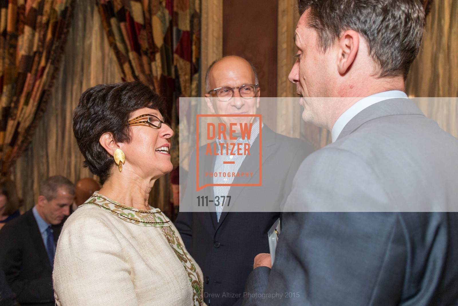 Howard Zach, Diane Zach, Michael Lawrence, Getty Host SF Conservatory of Music with Marilyn Horne, Private Residence, October 15th, 2015,Drew Altizer, Drew Altizer Photography, full-service agency, private events, San Francisco photographer, photographer california