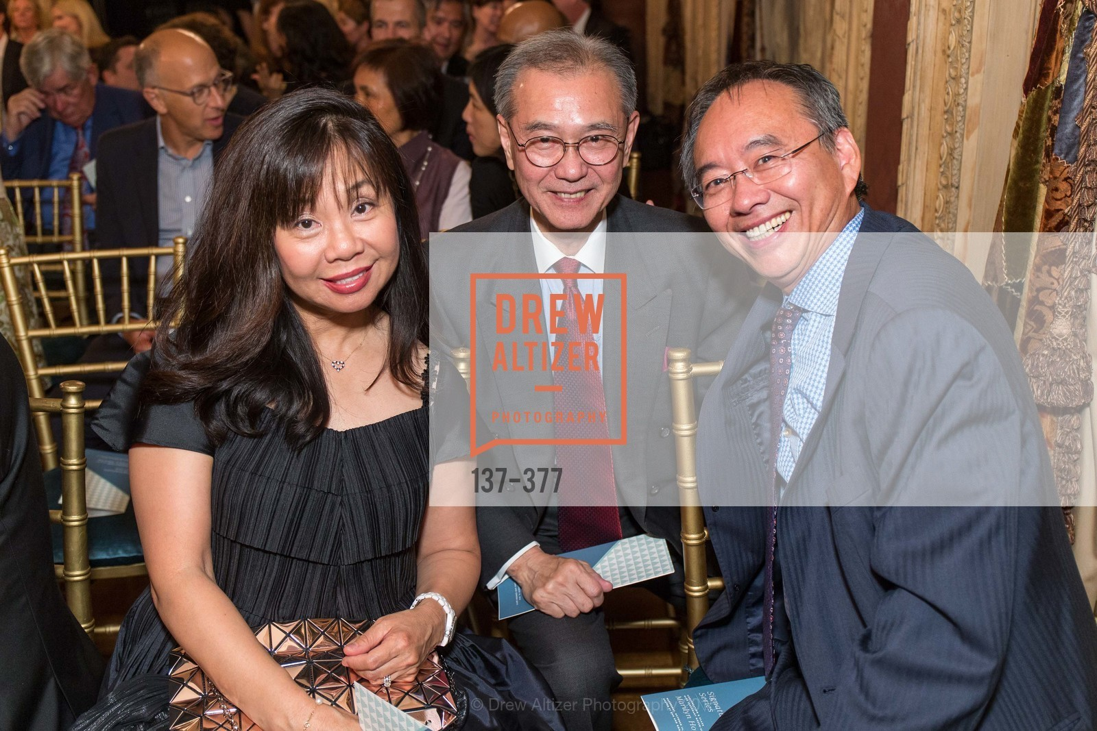 Rebbeca-Sen Chan, Tim Foo, Chi-Foon Chan, Ann and Gordon Getty Host SF Conservatory of Music with Marilyn Horne, Private Residence, October 15th, 2015,Drew Altizer, Drew Altizer Photography, full-service agency, private events, San Francisco photographer, photographer california