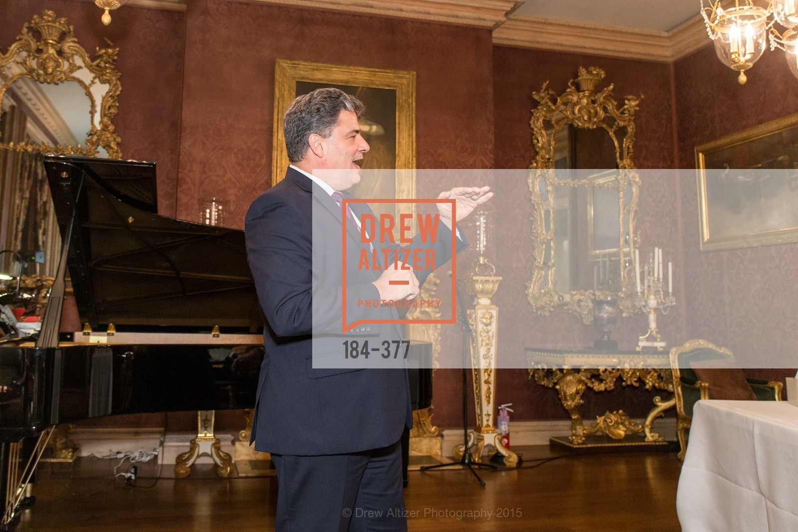 David Stull, Ann and Gordon Getty Host SF Conservatory of Music with Marilyn Horne, Private Residence, October 15th, 2015,Drew Altizer, Drew Altizer Photography, full-service agency, private events, San Francisco photographer, photographer california