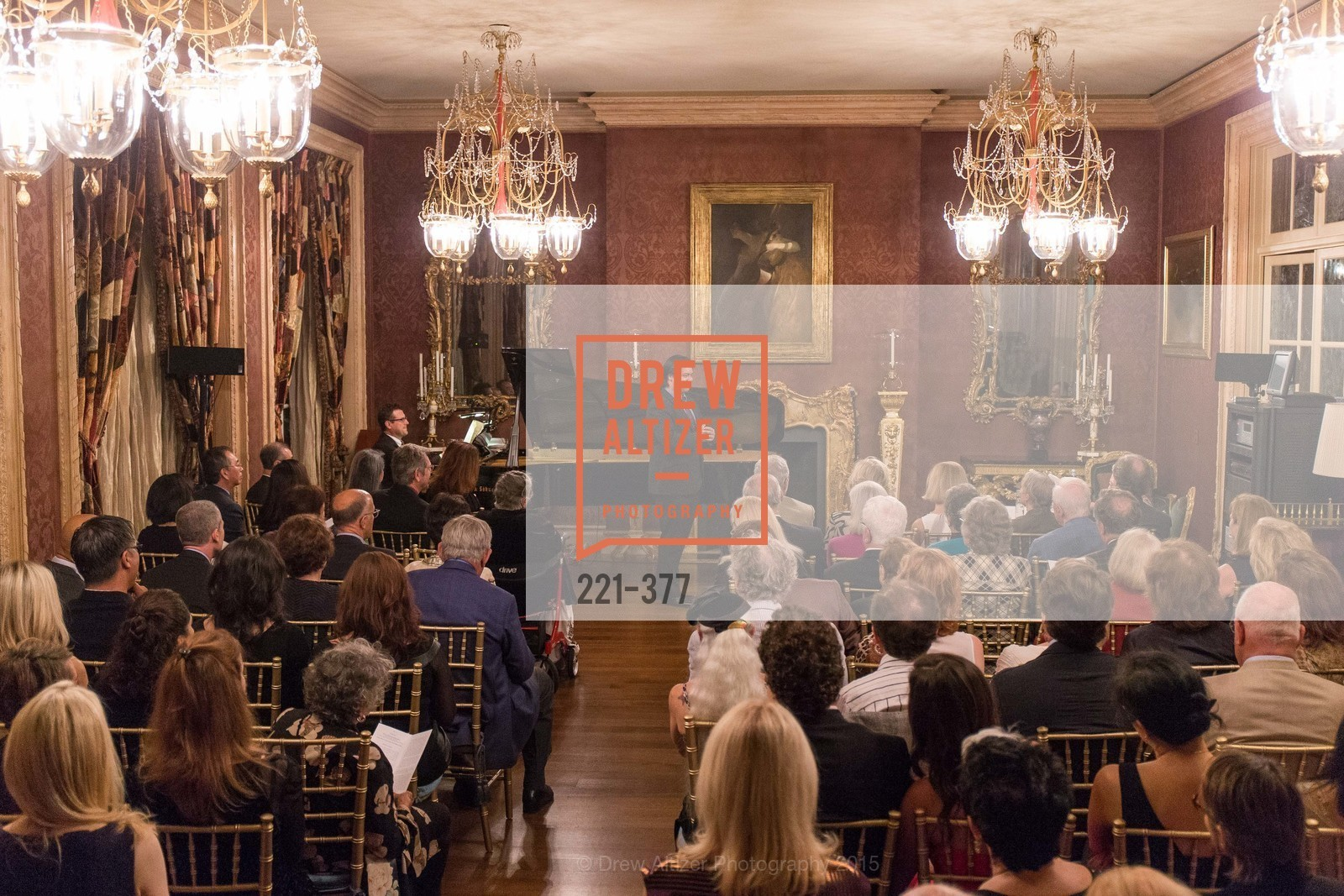 Performance, Ann and Gordon Getty Host SF Conservatory of Music with Marilyn Horne, Private Residence, October 15th, 2015,Drew Altizer, Drew Altizer Photography, full-service event agency, private events, San Francisco photographer, photographer California