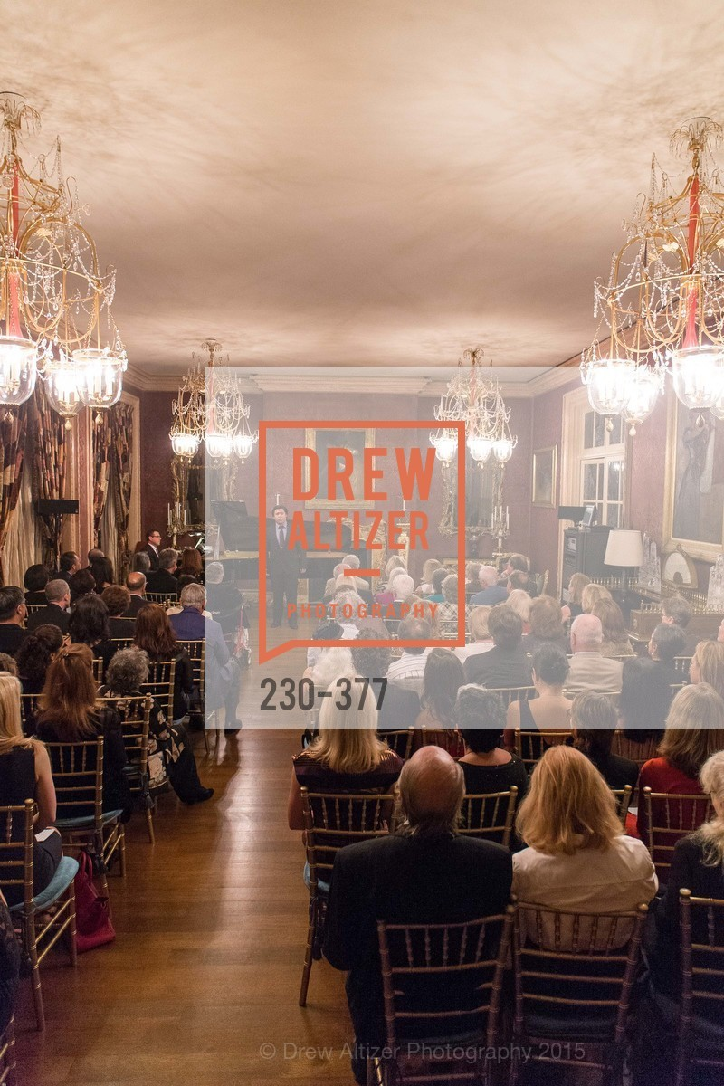 Performance, Getty Host SF Conservatory of Music with Marilyn Horne, Private Residence, October 15th, 2015,Drew Altizer, Drew Altizer Photography, full-service agency, private events, San Francisco photographer, photographer california