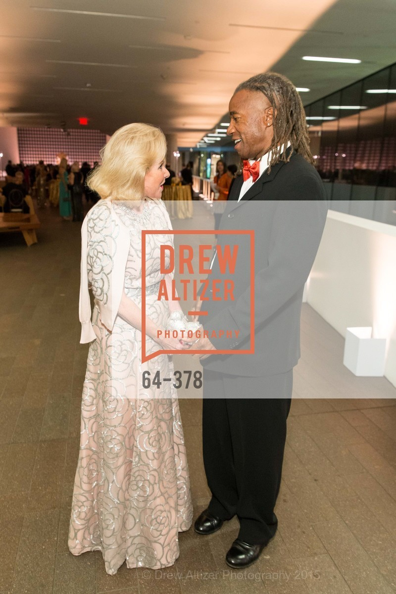 Dede Wilsey, Walter Hood, Tenth Anniversary Celebration of the New de Young  Museum, de Young Museum. 50 Hagiwara Tea Garden Dr, October 14th, 2015,Drew Altizer, Drew Altizer Photography, full-service event agency, private events, San Francisco photographer, photographer California