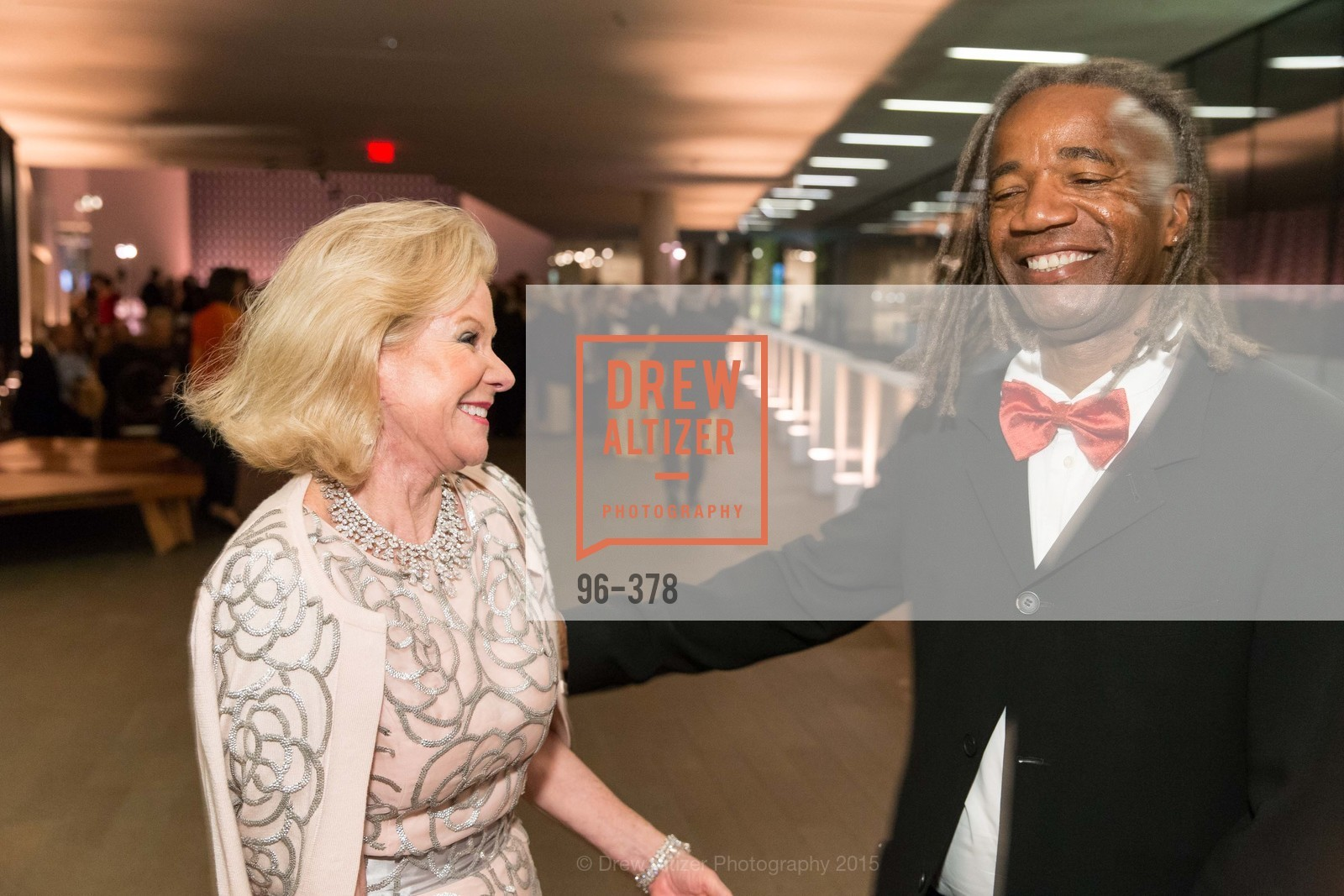 Dede Wilsey, Walter Hood, Tenth Anniversary Celebration of the New de Young  Museum, de Young Museum. 50 Hagiwara Tea Garden Dr, October 14th, 2015,Drew Altizer, Drew Altizer Photography, full-service agency, private events, San Francisco photographer, photographer california