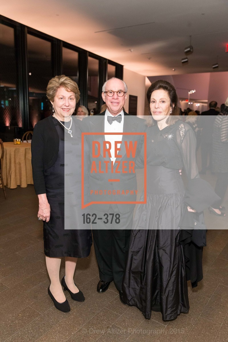 Nancy Boas, Andrew Skurman, Francoise Skurman, Tenth Anniversary Celebration of the New de Young  Museum, de Young Museum. 50 Hagiwara Tea Garden Dr, October 14th, 2015,Drew Altizer, Drew Altizer Photography, full-service agency, private events, San Francisco photographer, photographer california